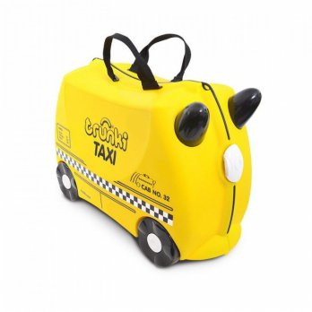 Trunki Ride on Kids Suitcase Taxi Tony