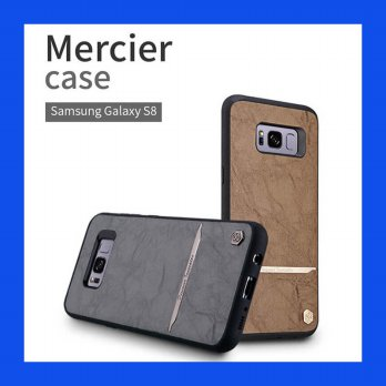 Samsung Galaxy S8 Nillkin Mercier Case Casing Cover