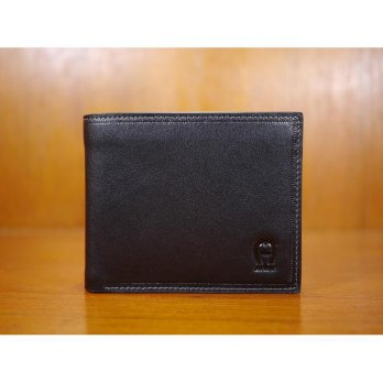 Cuci Gudang Dompet Kulit Pria Import Branded Aigner Dkc-2473 |Zr4025