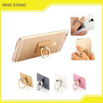 Ring Stand Besi HP Tablet / iRing Smartphone / Docking Stand Holder SJ0003