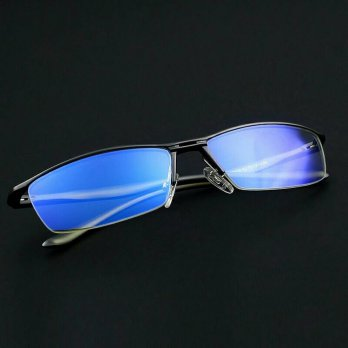 Kacamata safety Glasses Anti Radiasi / Blue Ray Laptop Komputer TV Hp