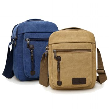 Messenger / Shoulder Canvas Bag Style