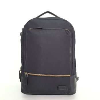 Authentic Tumi Harison Bates Backpack - Black