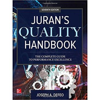 JURAN'S QUALITY HANDBOOK 7th ED :COMPLETE GUIDE, DEFEO