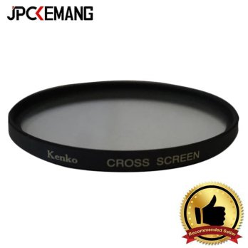 Kenko Cross Screen 4 Point 58mm