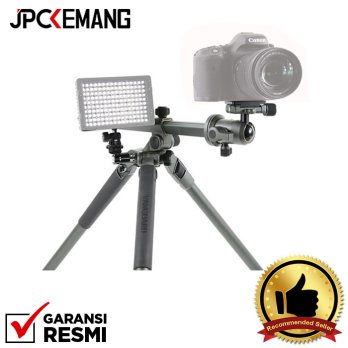 Vanguard Alta Pro 2+ 263AB100 Aluminum-Alloy Tripod Kit with Alta BH-100 Ball Head GARANSI RESMI