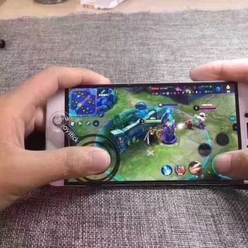 Mobile Joystick Analog Smartphone Mini Joystick Fling On Screen