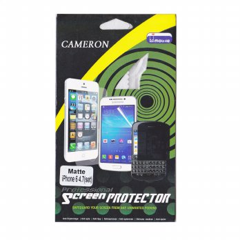 "Screen Protector Glare for Iphone 6/6s 4.7"" (Clear) 2in1 - Depan + Belakang"