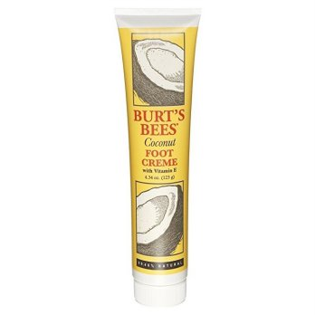 Burt's Bees Coconut Foot Creme Cream 123gr