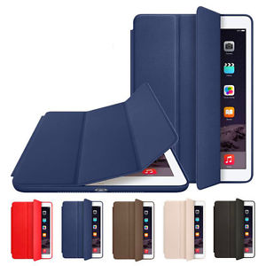 Ipad Air 2 Air2 Smartcase Smart Case Casing Cover Sarung Leather Autolock