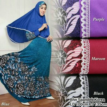 Stok Limited!! Maxi Dress Arsita Syari set gamis ma | SKHB