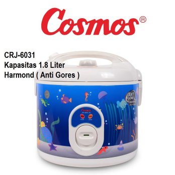 COSMOS RICE COOKER CRJ-6031
