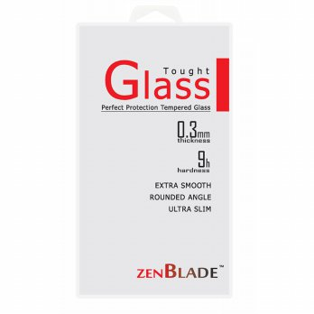 ZenBlade Tempered Glass For iPhone 4 / 4G / 4C / 4S