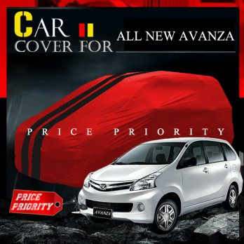 Body Cover / Sarung Mobil Warna Premium Avanza / Xenia Waterproof