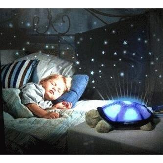 Turtle Night Sky Sleep Lamp | Lampu Tidur Proyektor Kura Bulan Bintang
