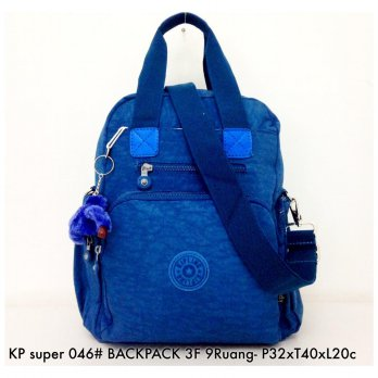Tas Ransel Fashion Backpack Handbag Selempang Multifungsi 3in1 046-7