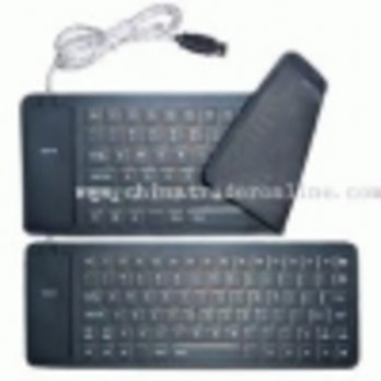 Keyboard Mini Flexible Warna SJ0023