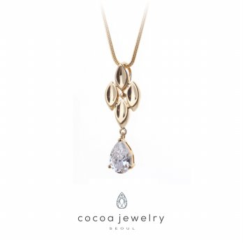 Cocoa Jewelry Wild Flower Kalung-No Box