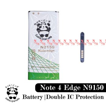 Baterai Rakkipanda For Samsung Note 4 Edge N9150 Double IC Protection