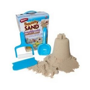 play sand squishy pasir kinetik kinetic set perlengkapan main toys kid