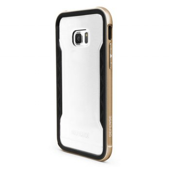 L.I.M.I.T.E.D X-Doria Samsung Galaxy S7 EDGE Defense Shield Gold