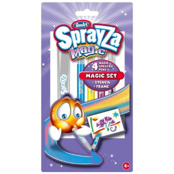 RenArt RASA2302 Sprayza Magic Set 1