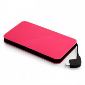 YE!! Pocket Lightning 6000mAH (BPS60L) Pink