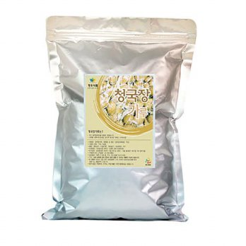 [Jeongwoodang]Korean Nato(Cheong Guk Jang) Powder 600g★Ultimate Nutrition Supplement★Super Food
