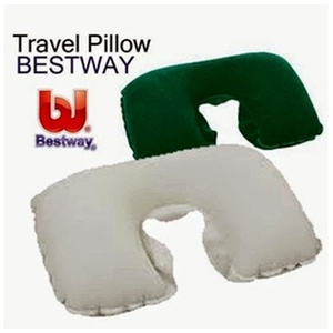 Bantal Udara leher Travel Pillow ( bantal leher )