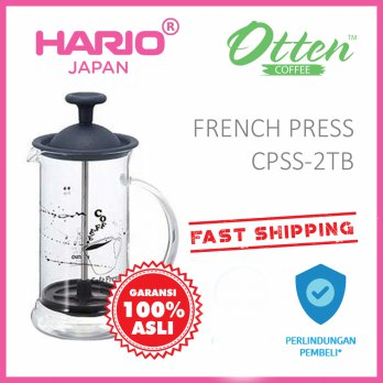 Hario French Press Coffee Coffee Maker CPSS-2TB