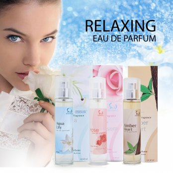 Relaxing eau de parfum 40ml all variant