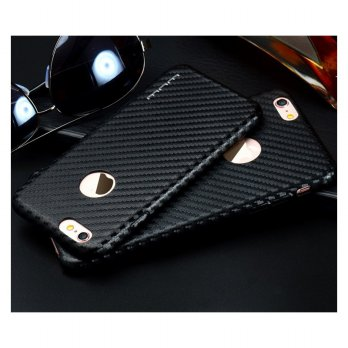 WUW Back Cover Carbon Iphone 6 & 6 Plus
