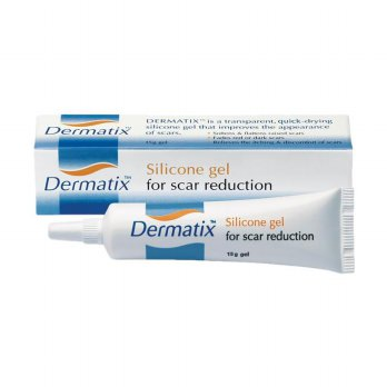 Dermatix Scar Reduction Silicone Gel 15g Exp Juli 2021