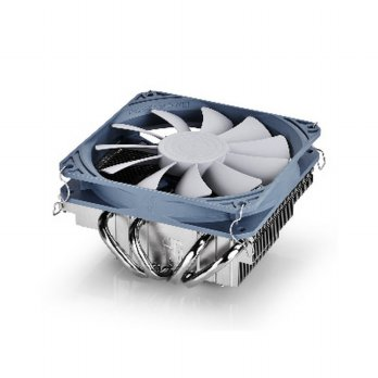Cooling Fan Deepcool Gabriel Low Profile Ideal For htpc, mini itx