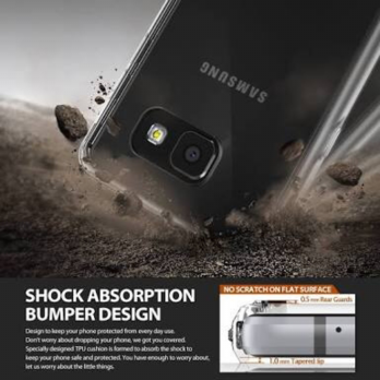 Case ANTI CRACK Samsung J5 2015 J500 Softcase Ultra Clear ANTI SHOCK
