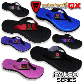 SABERTOOTH Small Size (Sz 32 S / D 36) - Sandal Gunung / Traventure Paleo QX All Series