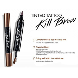 Kill Brow 2in1 Tinted Tatoo / Tattoo Pen & Brow Mascara