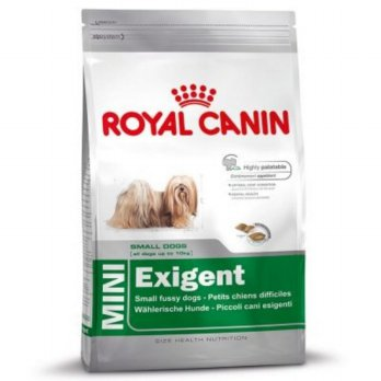 royal canin mini exigent 800gr 800 gr makanan anjing canine canibite