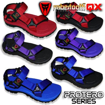 SABERTOOTH Small Size (Sz 32 S / D 36) - Sandal Gunung / Traventure Protero QX All Series