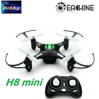 Termurah Eachine H8 Mini Headless 2.4G 4CH 6 Axis RC Quadcopter RTF Drone