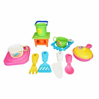 Ocean Toy Dapur Set Kantong Mainan Anak OCT2104A - Multicolor