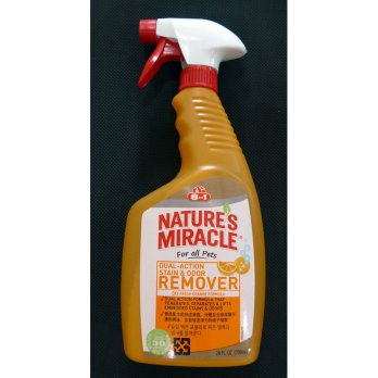 Nature's Miracle  Stain & Odor Remover For All Pet 709 ml 610048