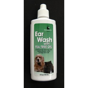 Ear Care / PPP Ear Wash With Tea Tree Oil 118 ml A-555