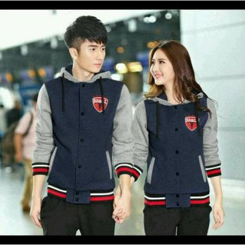 Couple Jaket Sport