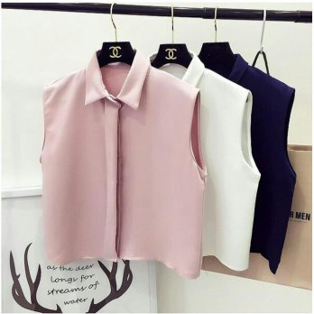 Grosir! Vest Wanita Twiscone Var Color [Wk 200 Ro]