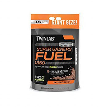TWINLAB SUPER GAINERS FUEL CHOCO