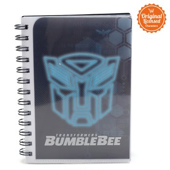 Character Land - Transformers B6 Note Book