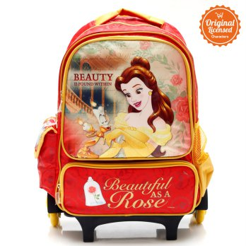 Disney Princess Belle Trolley Bag Large