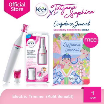(POP UP AIA) Veet Trimmer + FREE Exclusive Tatjana Agenda