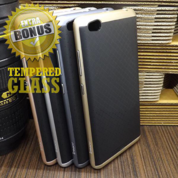 Case Ipaky ORI 100% iPhone 7 7G 4.7 inchi + BONUS TEMPERED GLASS
